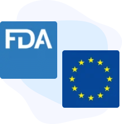 Registered Medical Device in the European Union​